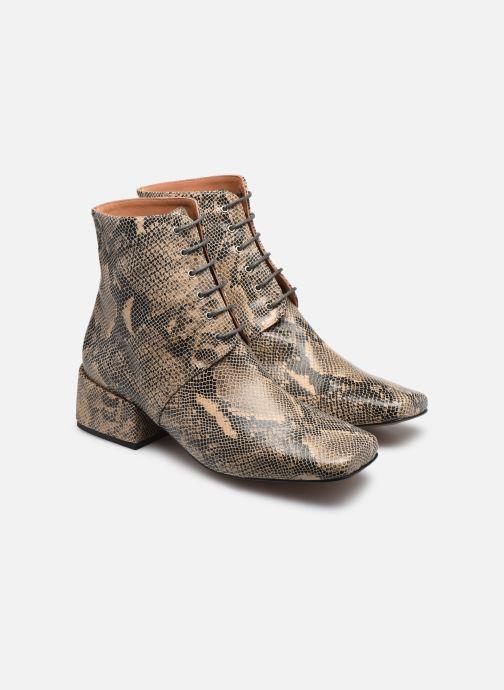 Bottines et boots About Arianne Gabriel Beige vue 3/4