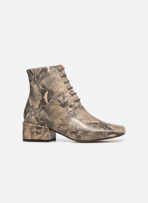 Bottines et boots About Arianne Gabriel Beige vue derrière