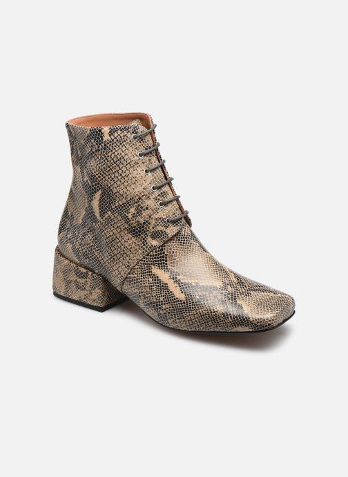 Stiefeletten & Boots About Arianne Gabriel beige detaillierte ansicht/modell
