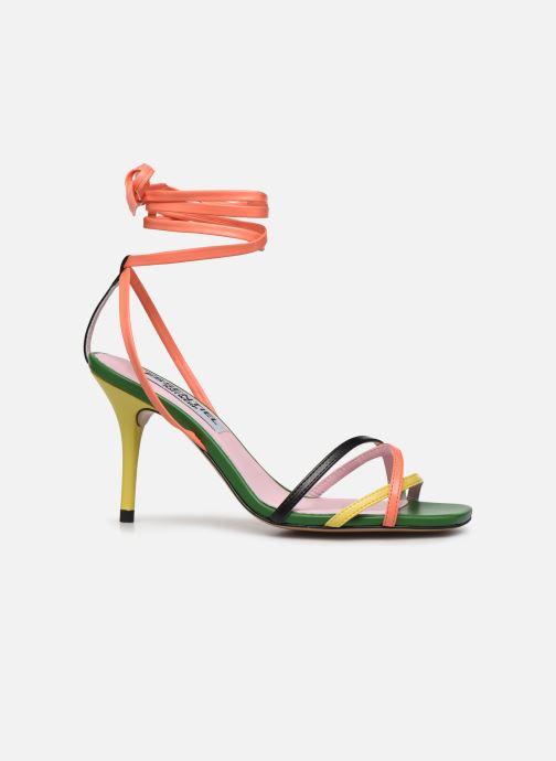 Sandales et nu-pieds Essentiel Antwerp Wavering Strappy Sandals Multicolore vue derrière