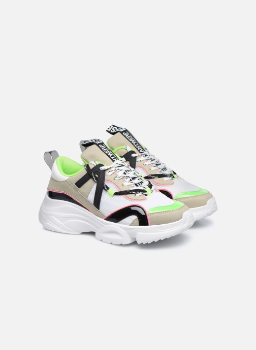 Baskets Essentiel Antwerp Wallace Chunky Sneaker Multicolore vue 3/4