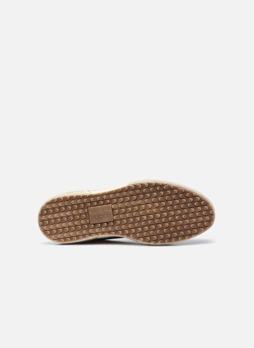 Baskets Pantofola d'Oro BENEVENTO UOMO HIGH Bleu vue haut