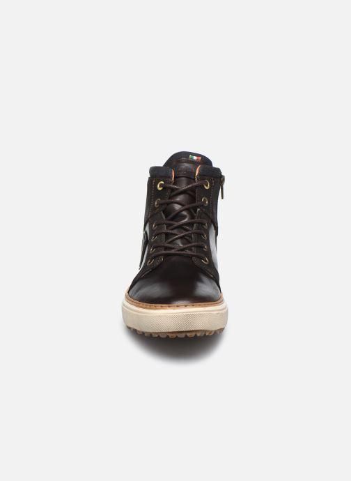 Baskets Pantofola d'Oro BENEVENTO UOMO HIGH Gris vue portées chaussures