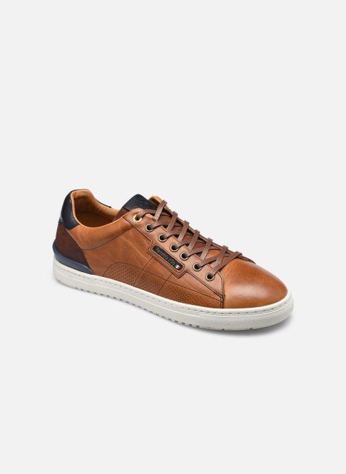 Baskets Pantofola d'Oro RAVIGO UOMO LOW Marron vue détail/paire
