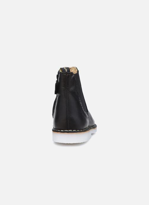 Bottines et boots Young Soles Marlowe Noir vue droite