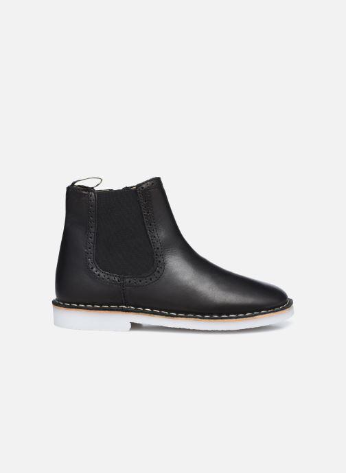 Bottines et boots Young Soles Marlowe Noir vue derrière