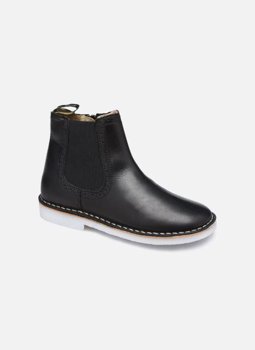 Bottines et boots Young Soles Marlowe Noir vue détail/paire