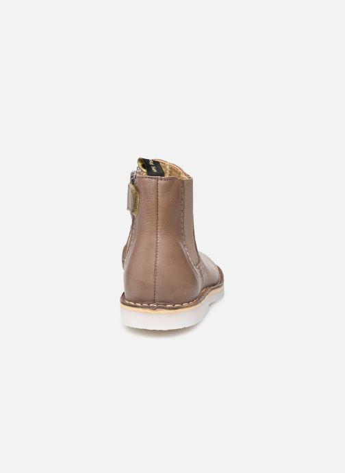 Bottines et boots Young Soles Marlowe Marron vue droite