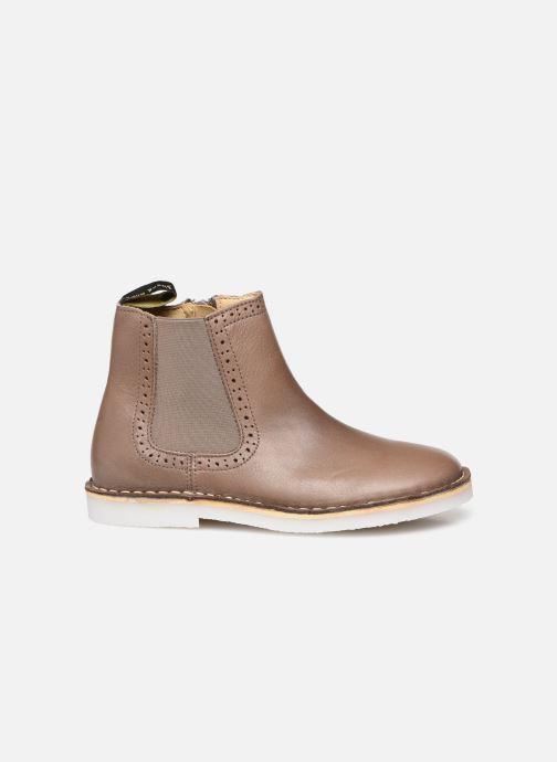 Bottines et boots Young Soles Marlowe Marron vue derrière