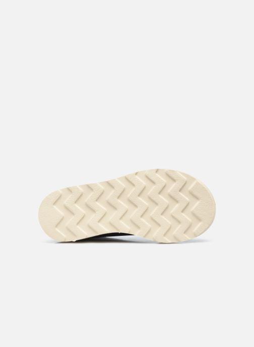 Chaussures à lacets Young Soles Hattie Bleu vue haut