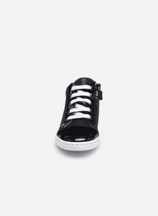 Baskets Rose et Martin JADE LEATHER Noir vue portées chaussures