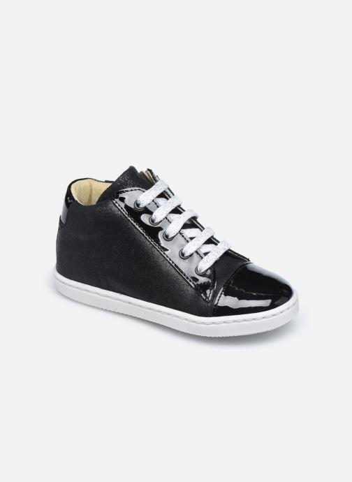 Sneaker Rose et Martin JADE LEATHER schwarz detaillierte ansicht/modell