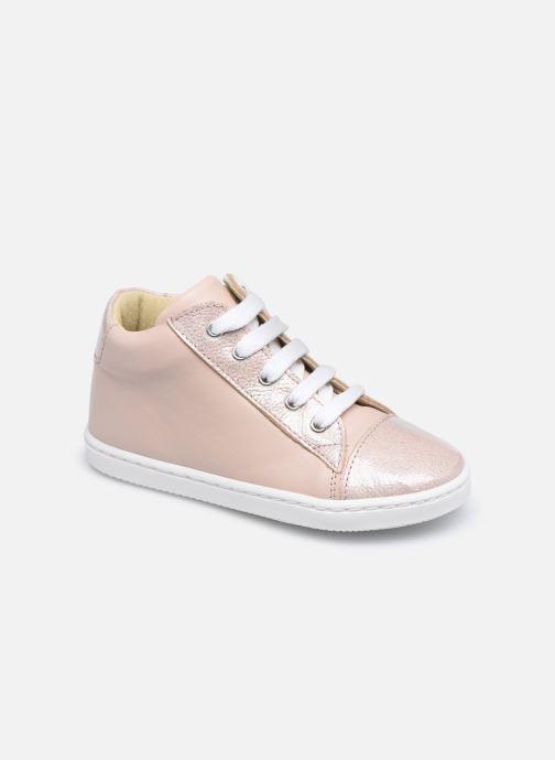 Sneaker Rose et Martin JADE LEATHER beige detaillierte ansicht/modell