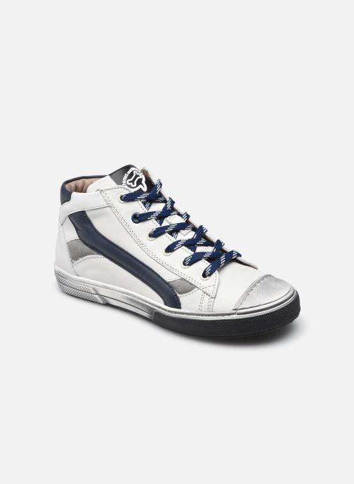 Sneaker Stones and Bones Raspo weiß detaillierte ansicht/modell