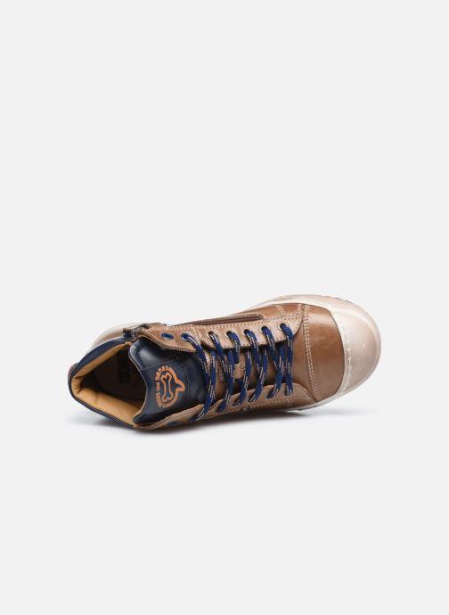 Sneakers Stones and Bones Baset Bruin links