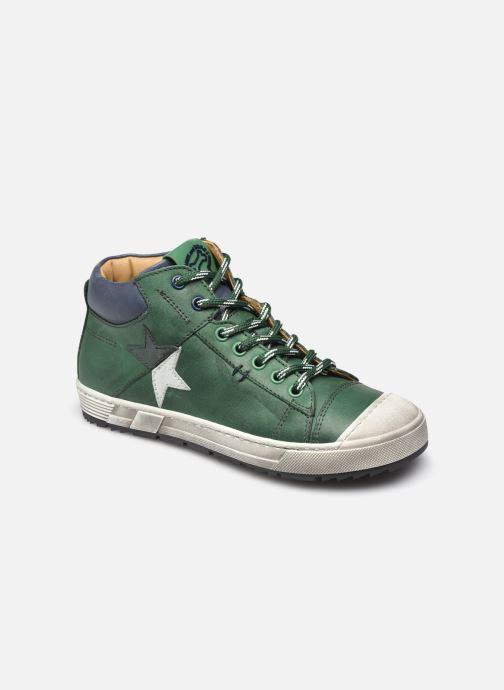 Sneaker Stones and Bones Baset grün detaillierte ansicht/modell