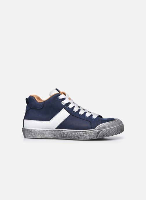 Sneaker Stones and Bones Gosty blau ansicht von hinten