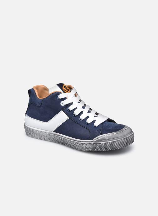Sneaker Stones and Bones Gosty blau detaillierte ansicht/modell