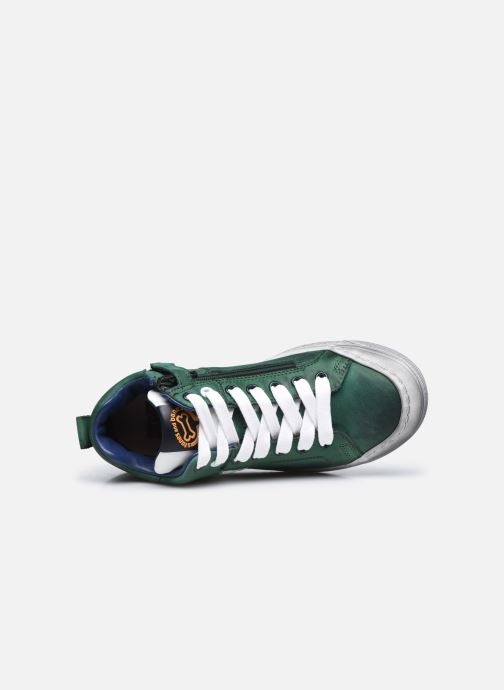 Sneakers Stones and Bones Gosty Verde immagine sinistra
