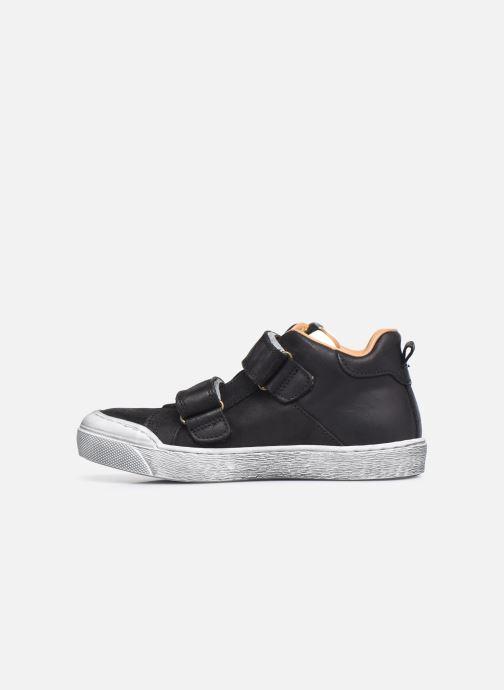 Sneaker Stones and Bones Giorg schwarz ansicht von vorne