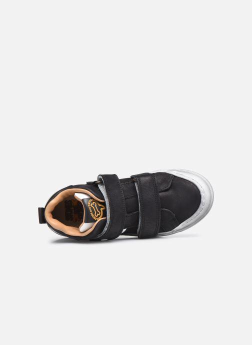 Sneaker Stones and Bones Giorg schwarz ansicht von links