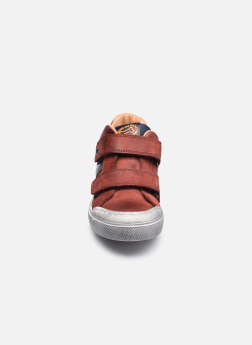 Sneakers Stones and Bones Giorg Bordò modello indossato