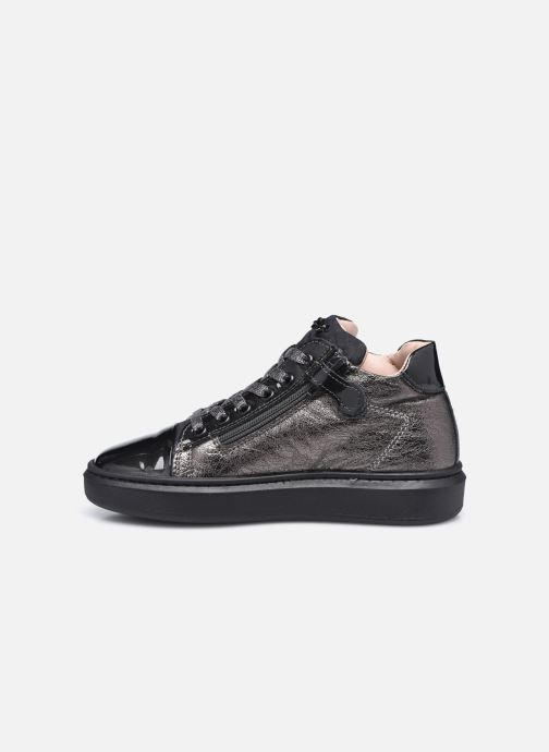 Sneakers Stones and Bones Royse Nero immagine frontale