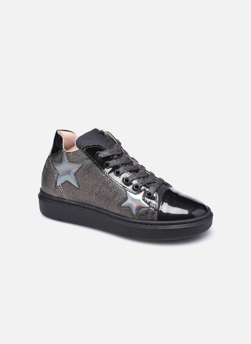 Sneaker Stones and Bones Royse schwarz detaillierte ansicht/modell