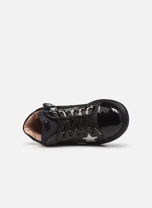 Sneakers Stones and Bones Royse Nero immagine sinistra