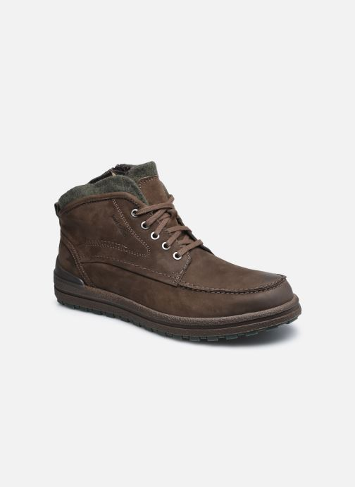 Ankelstøvler Josef Seibel Emil 30 Brun detaljeret billede af skoene