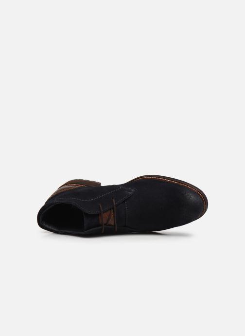 Stiefeletten & Boots Josef Seibel Jasper 51 braun ansicht von links