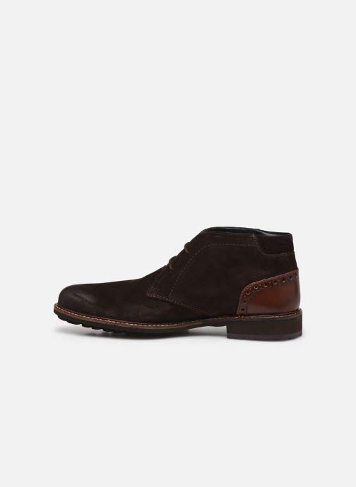 Stiefeletten & Boots Josef Seibel Jasper 51 braun ansicht von vorne