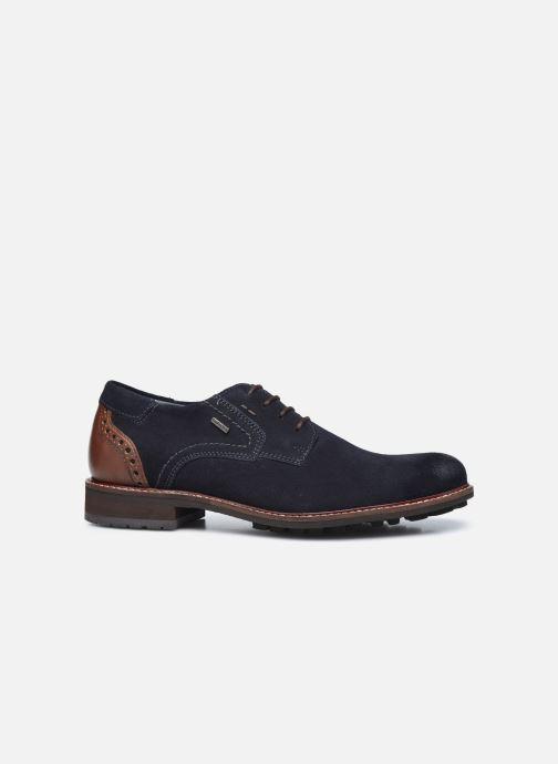Zapatos con cordones Josef Seibel Jasper 52 Azul vistra trasera