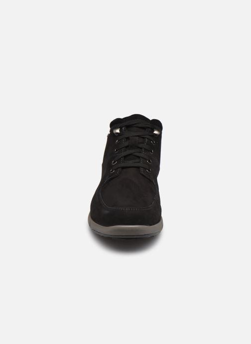 Sneaker Josef Seibel Enrico 52 schwarz schuhe getragen
