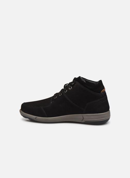 Sneaker Josef Seibel Enrico 52 schwarz ansicht von vorne