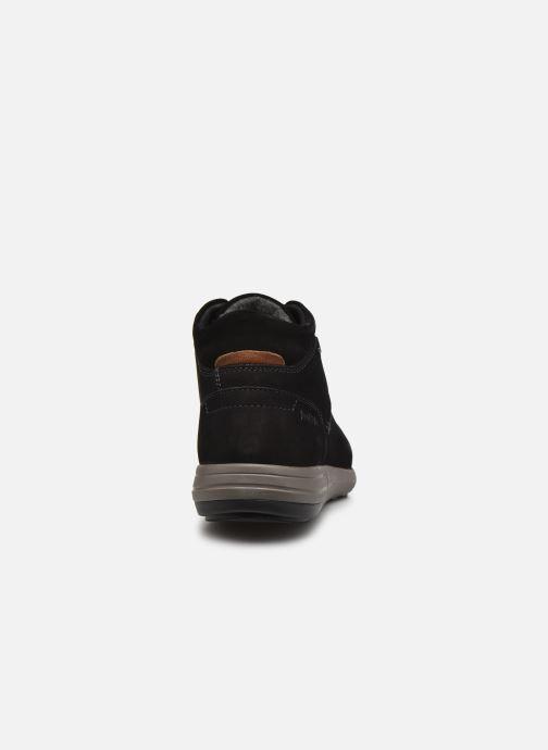 Sneaker Josef Seibel Enrico 52 schwarz ansicht von rechts