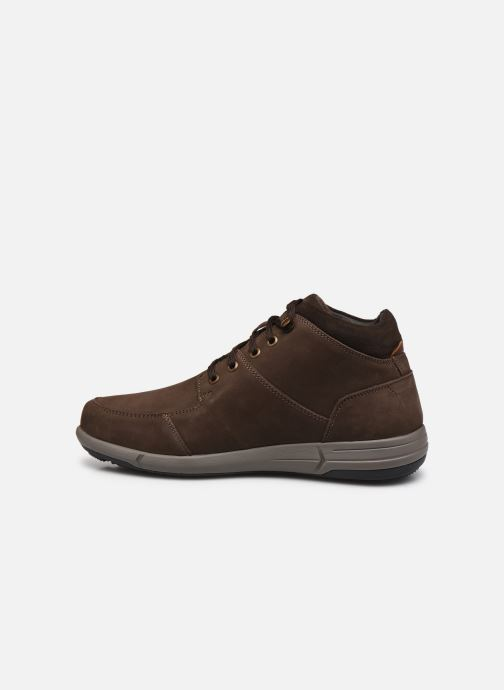 Sneakers Josef Seibel Enrico 52 Brun se forfra