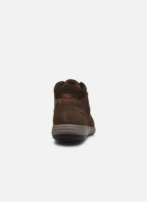Sneakers Josef Seibel Enrico 52 Brun Se fra højre