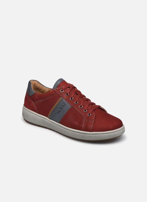 Sneaker Josef Seibel David 01 rot detaillierte ansicht/modell
