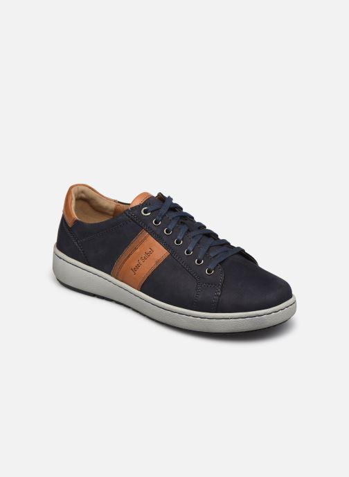 Sneaker Josef Seibel David 01 blau detaillierte ansicht/modell