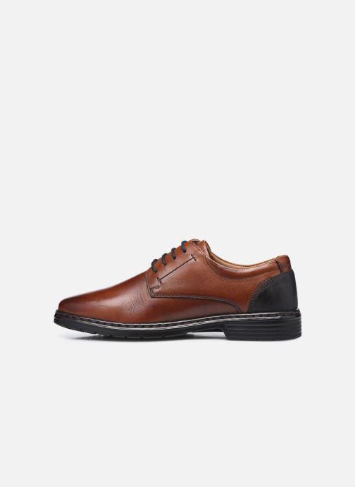 Chaussures à lacets Josef Seibel Alastair 01 Marron vue face