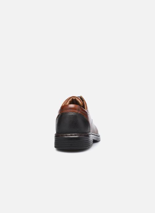 Chaussures à lacets Josef Seibel Alastair 01 Marron vue droite