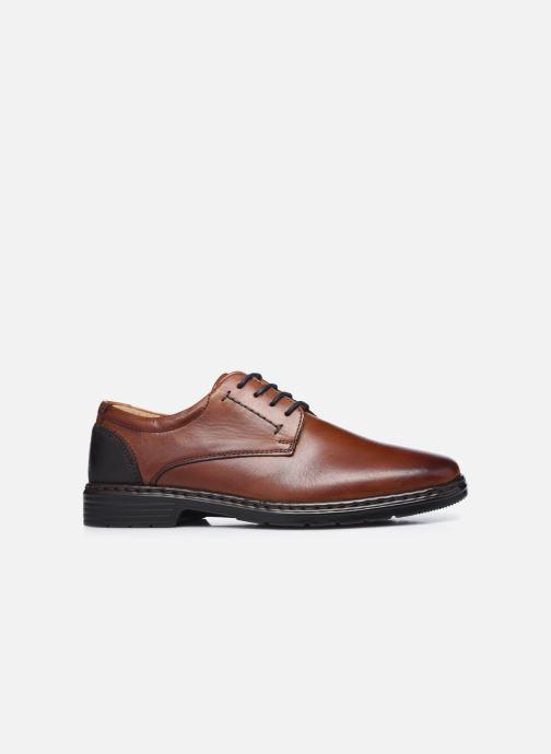 Chaussures à lacets Josef Seibel Alastair 01 Marron vue derrière