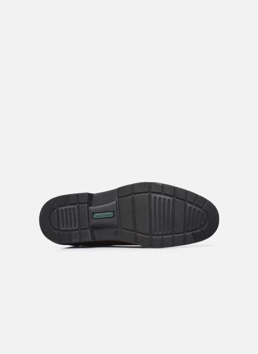 Chaussures à lacets Josef Seibel Alastair 01 Marron vue haut