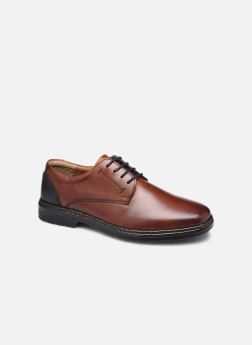 Chaussures à lacets Josef Seibel Alastair 01 Marron vue détail/paire