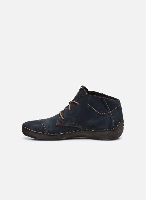 Sneakers Josef Seibel Fergey 18 Azzurro immagine frontale
