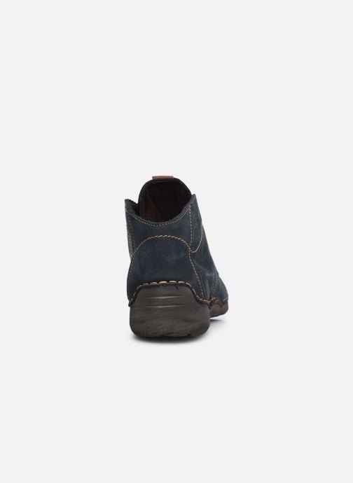 Sneakers Josef Seibel Fergey 18 Blå Se fra højre