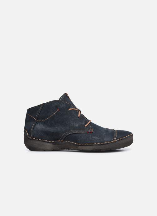 Sneakers Josef Seibel Fergey 18 Azzurro immagine posteriore