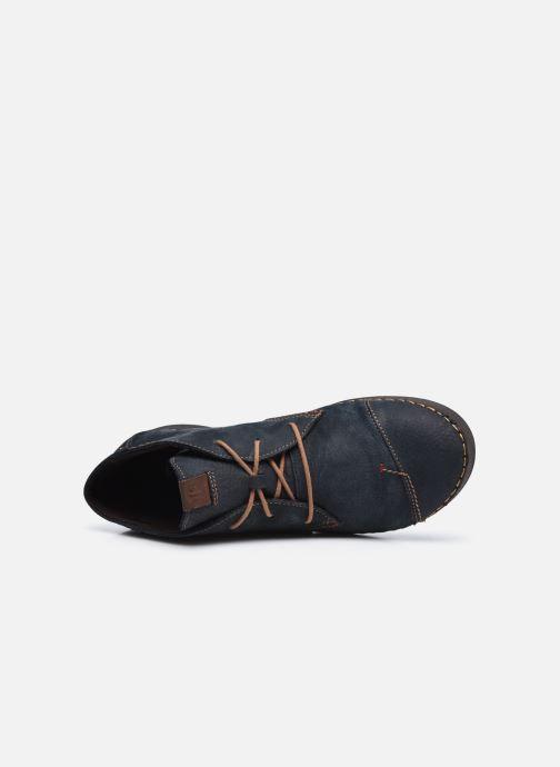 Sneakers Josef Seibel Fergey 18 Azzurro immagine sinistra