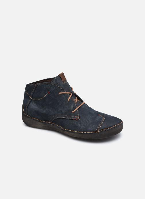 Sneakers Josef Seibel Fergey 18 Blå detaljeret billede af skoene